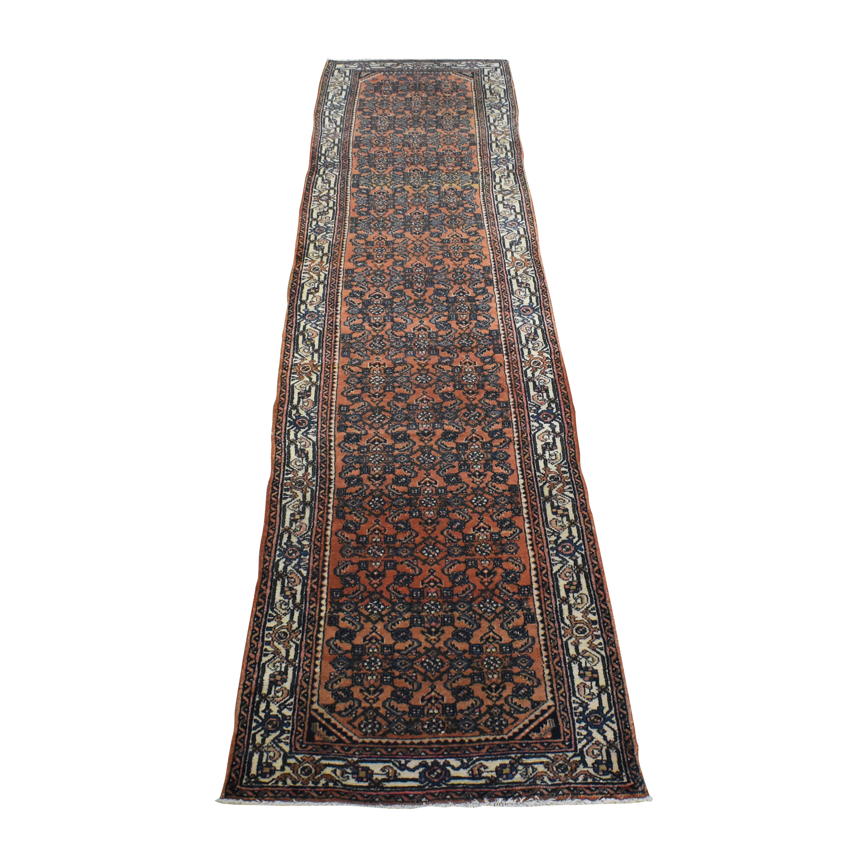 Patterned Hallway Runner discount