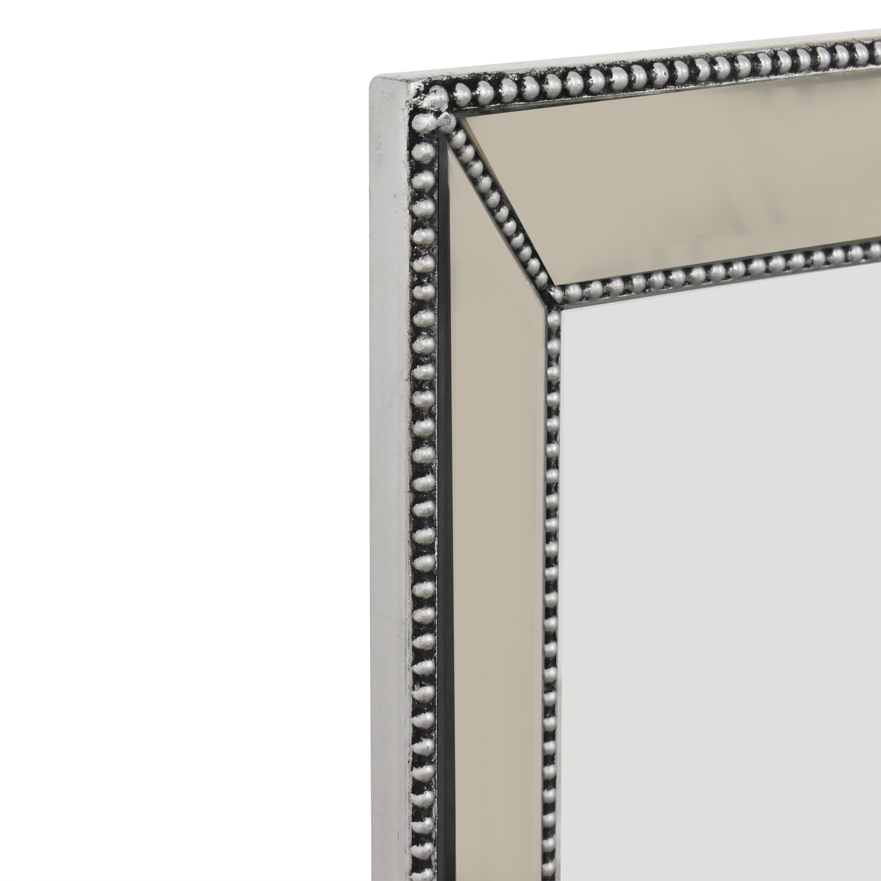 Restoration Hardware Restoration Hardware Venetian Beaded Mirror for sale