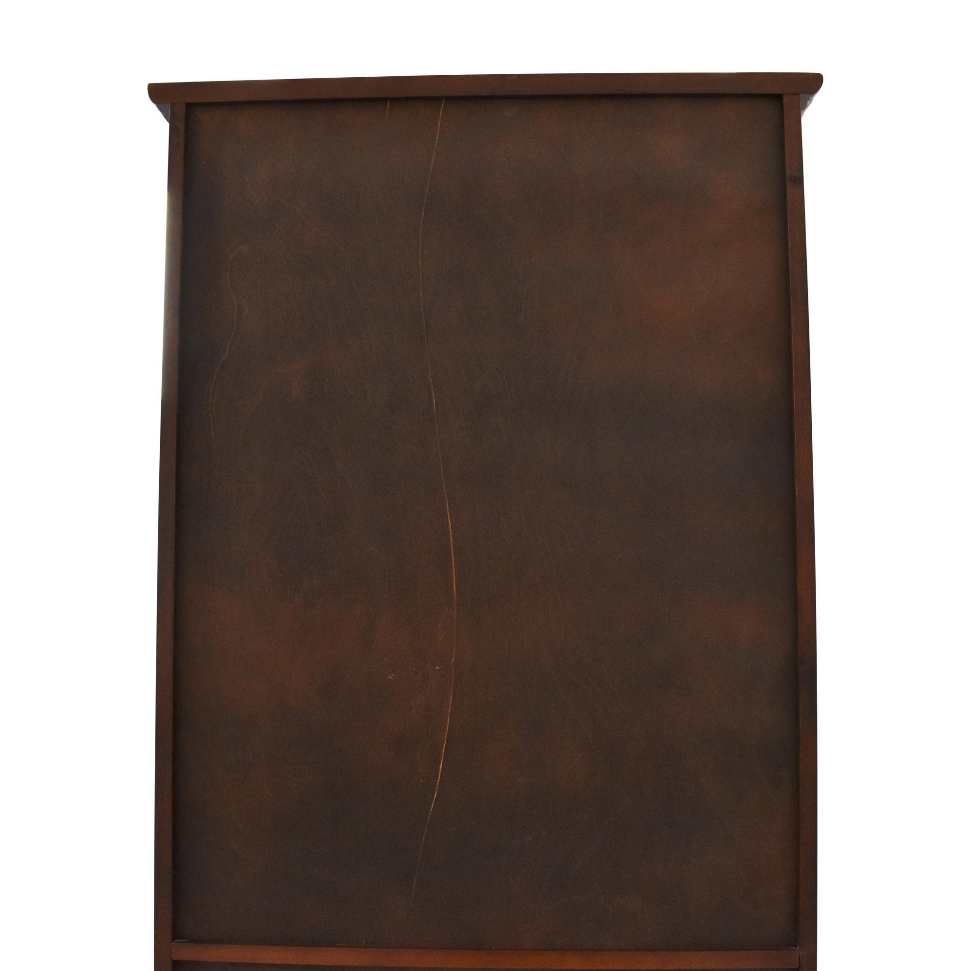Tall Six Shelf Bookcase sale