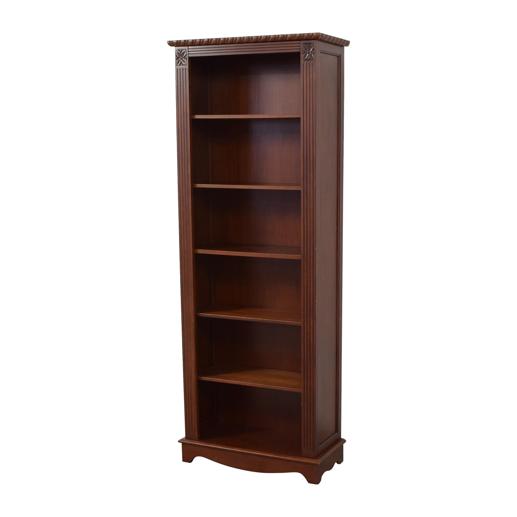 Tall Six Shelf Bookcase / Bookcases & Shelving