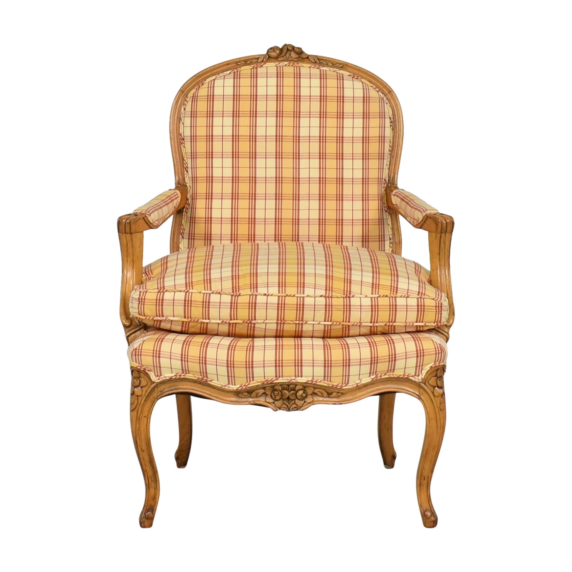 buy Pierre Deux Louis XV-Style Arm Chair Pierre Deux