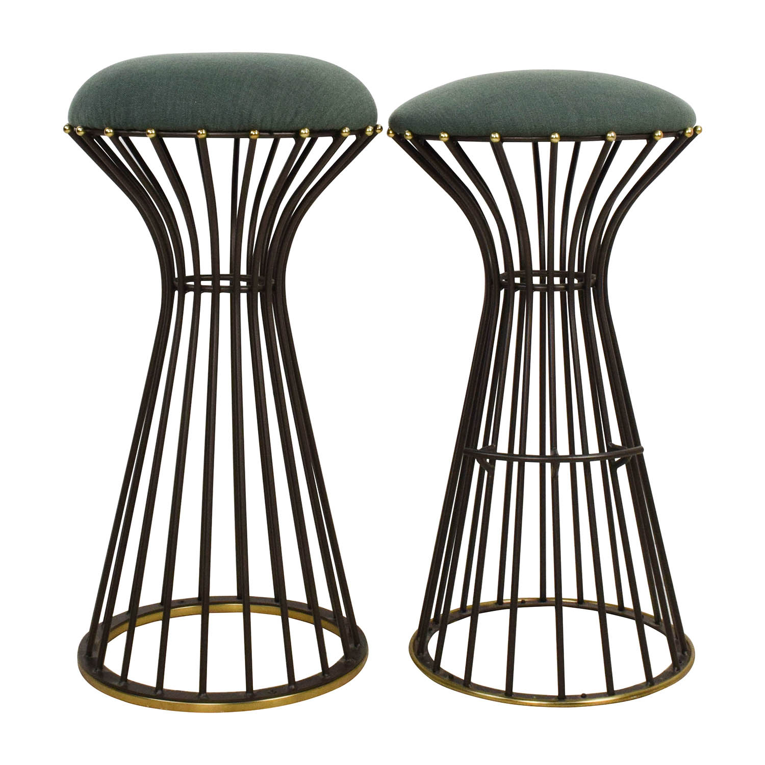 Upholstered Bar Stools on sale