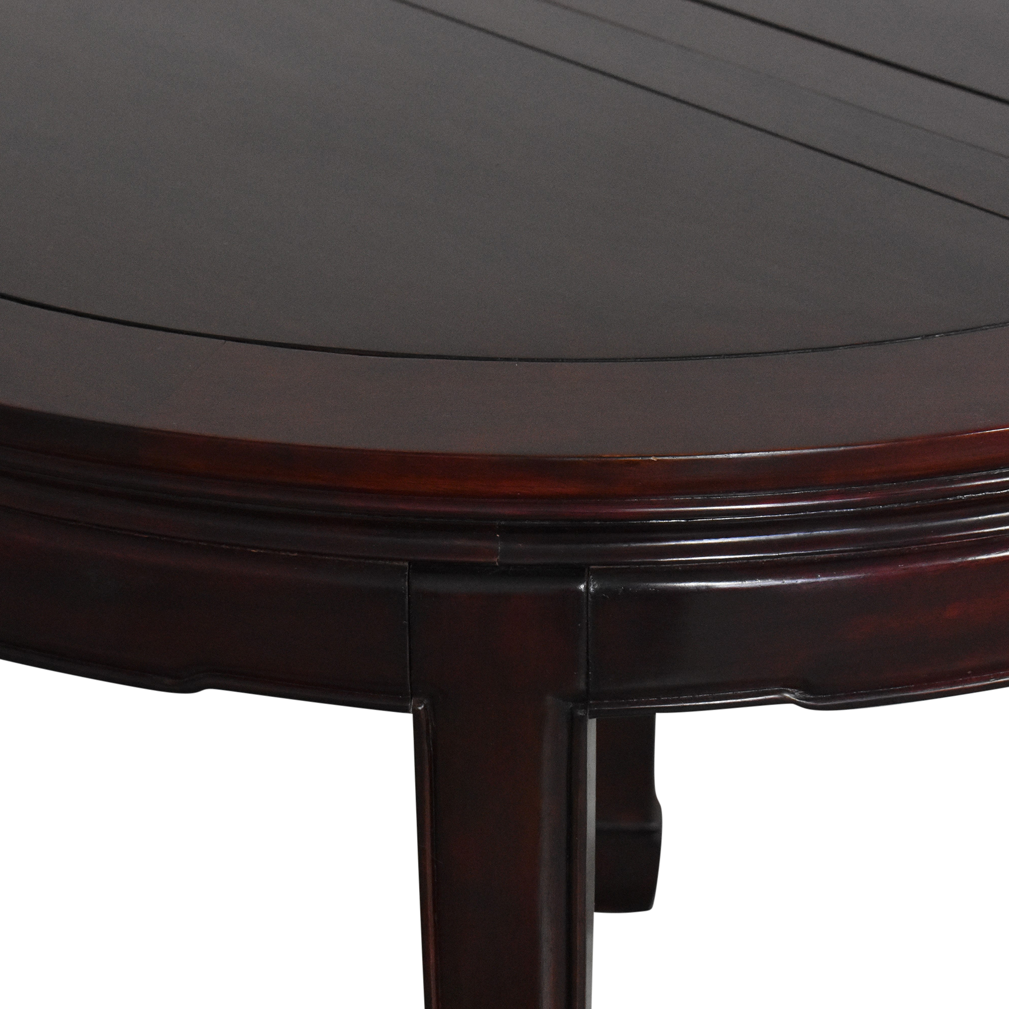 buy Round Extendable Dining Table  Tables