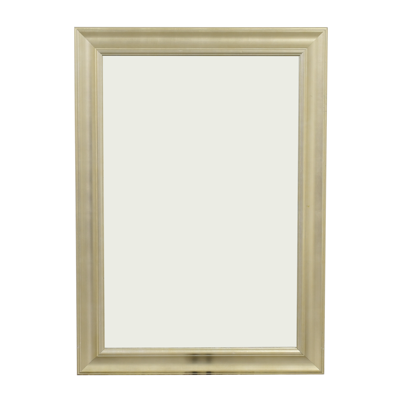 buy Decorative Framed Beveled Mirror