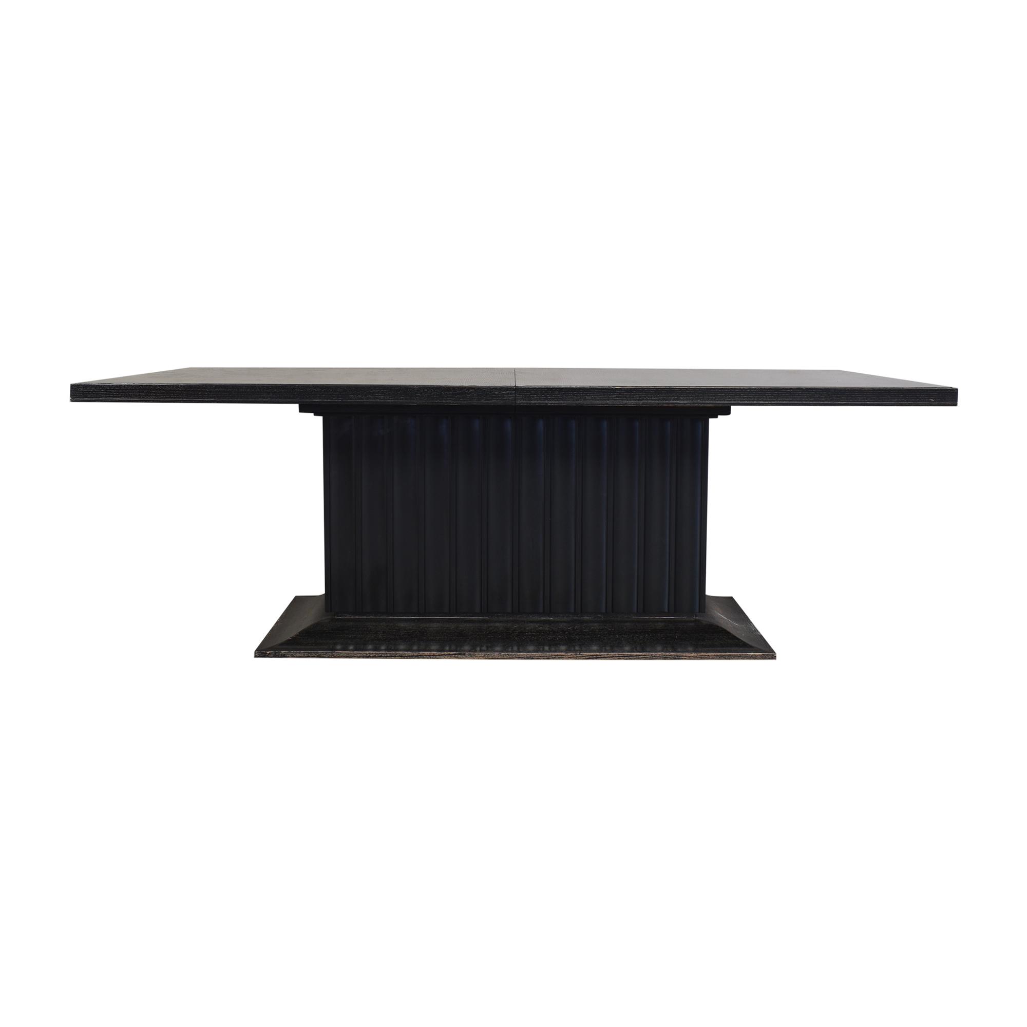Ralph Lauren Modern Extendable Dining Table / Dinner Tables