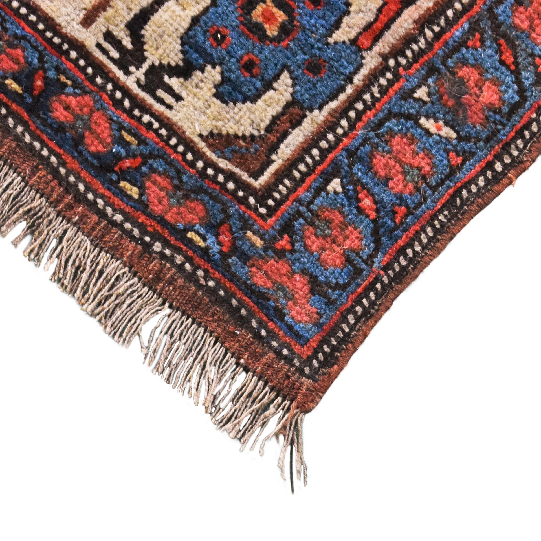 ABC Carpet & Home ABC Carpet & Home Patterned Runner Decor