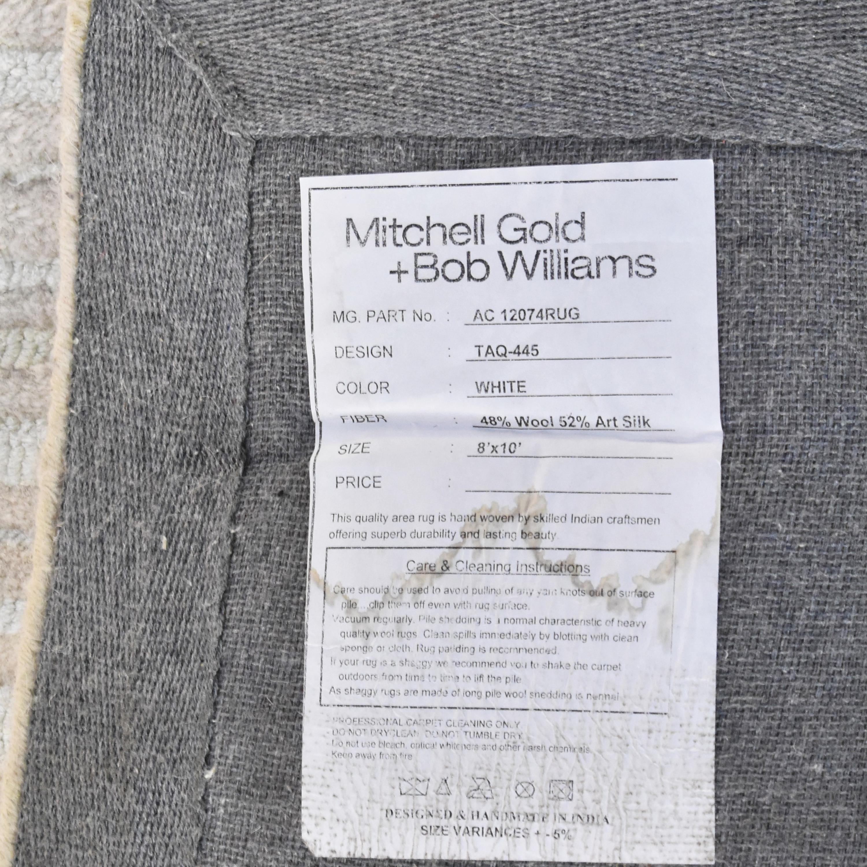 shop Mitchell Gold + Bob Williams Area Rug Mitchell Gold + Bob Williams