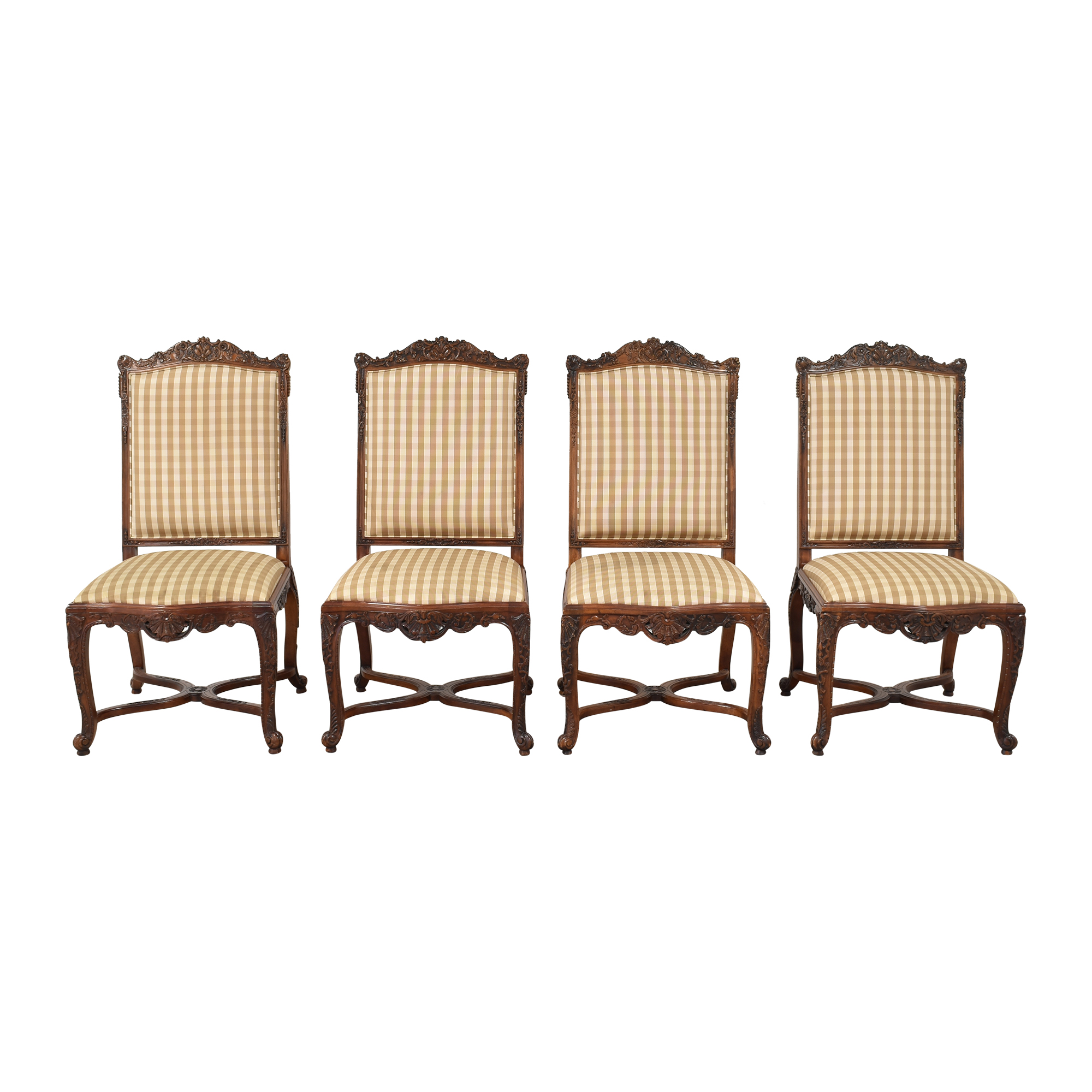 shop Henredon Upholstered Dining Chairs Henredon Furniture Dining Chairs