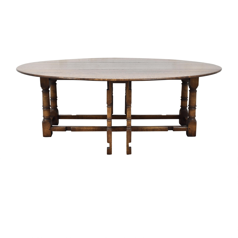 shop Custom Gateleg Dining Table
