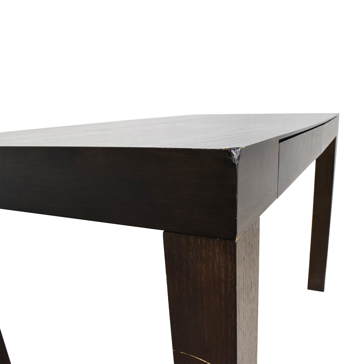 West Elm Parsons Brown Desk Tables