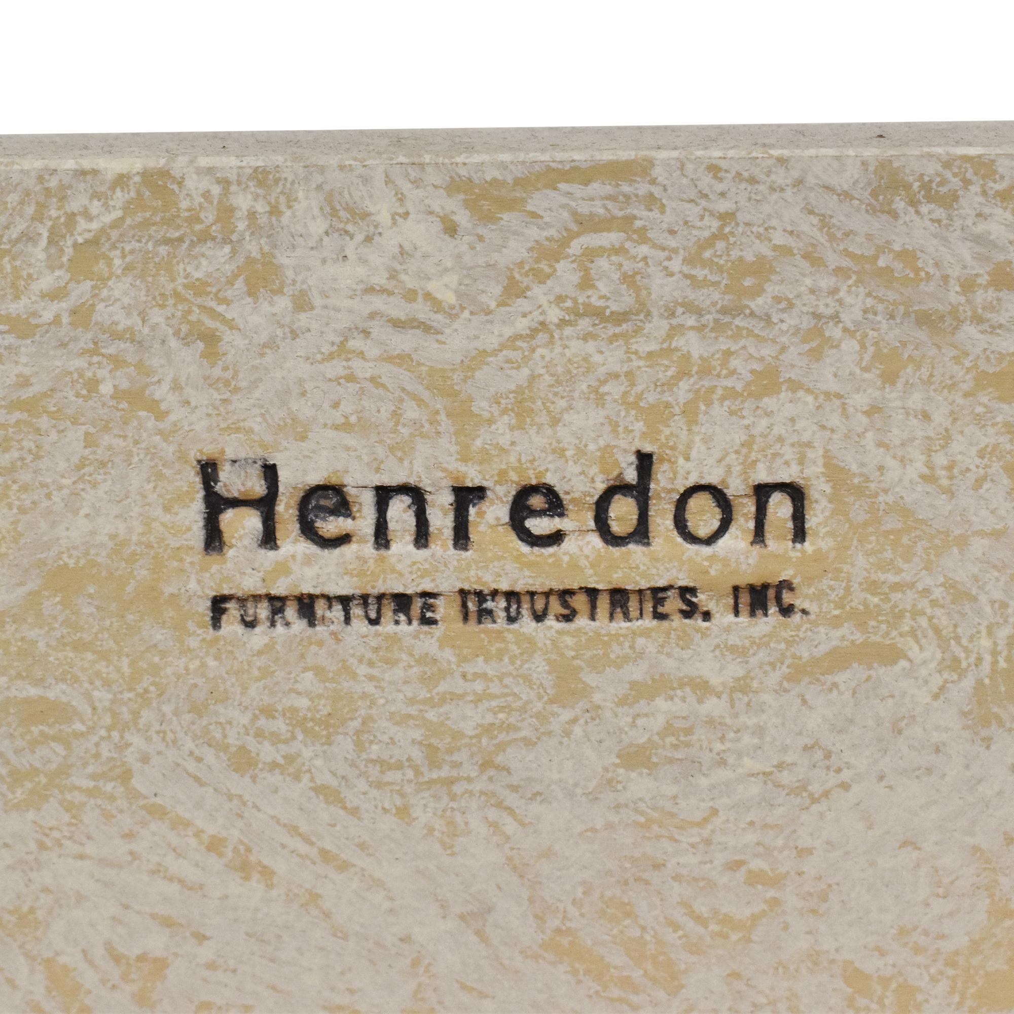 buy Henredon Queen Headboard Henredon Furniture