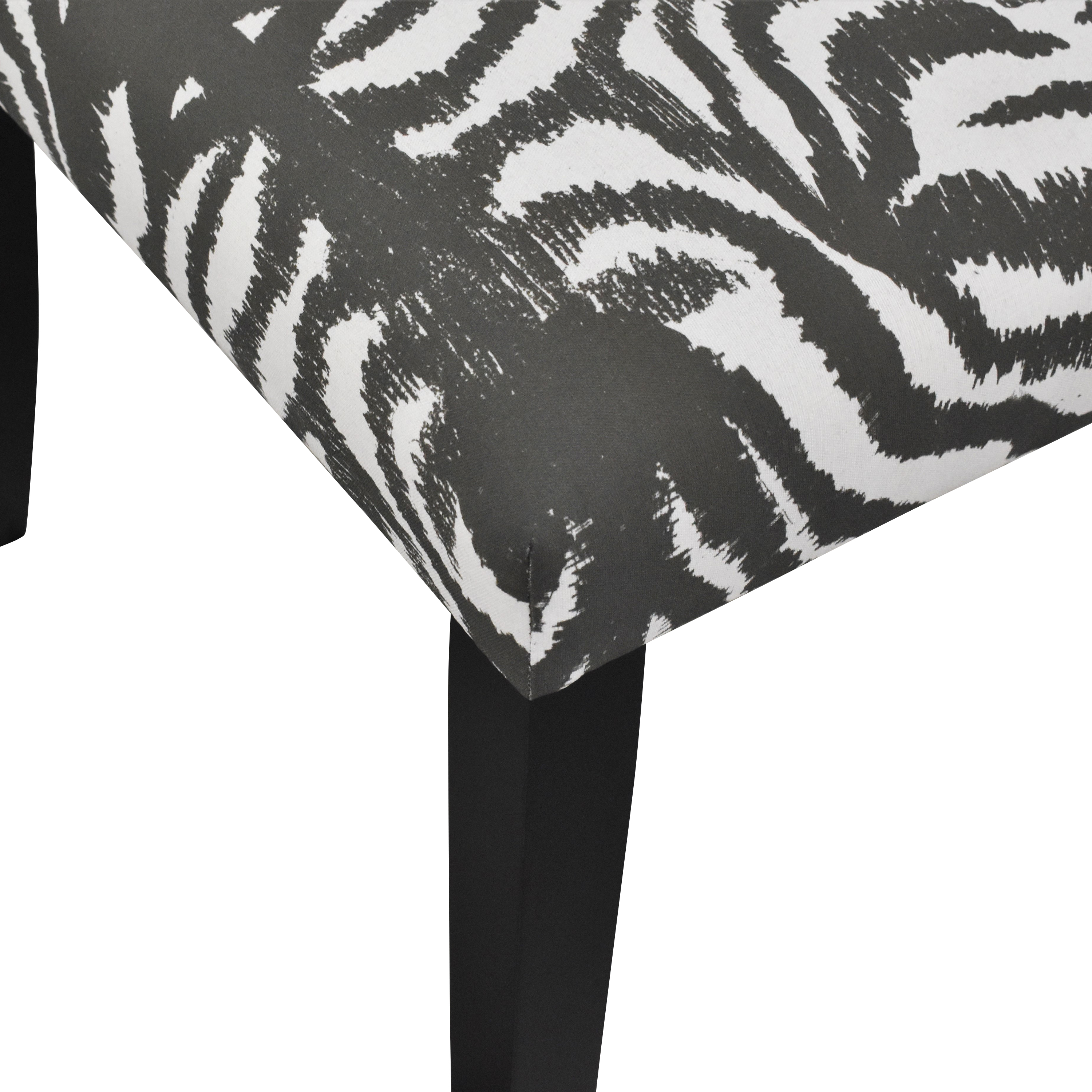 buy The Inside Zebra Classic Dining Chair The Inside Chairs