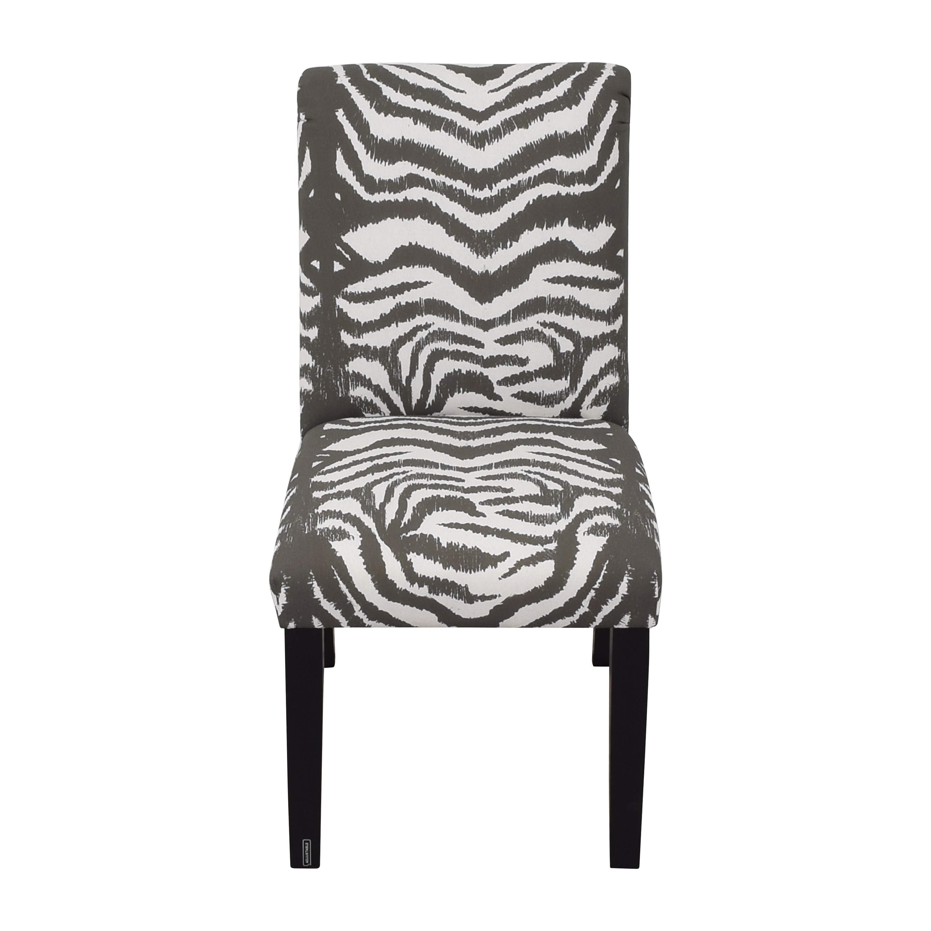 The Inside The Inside Zebra Classic Dining Chair second hand