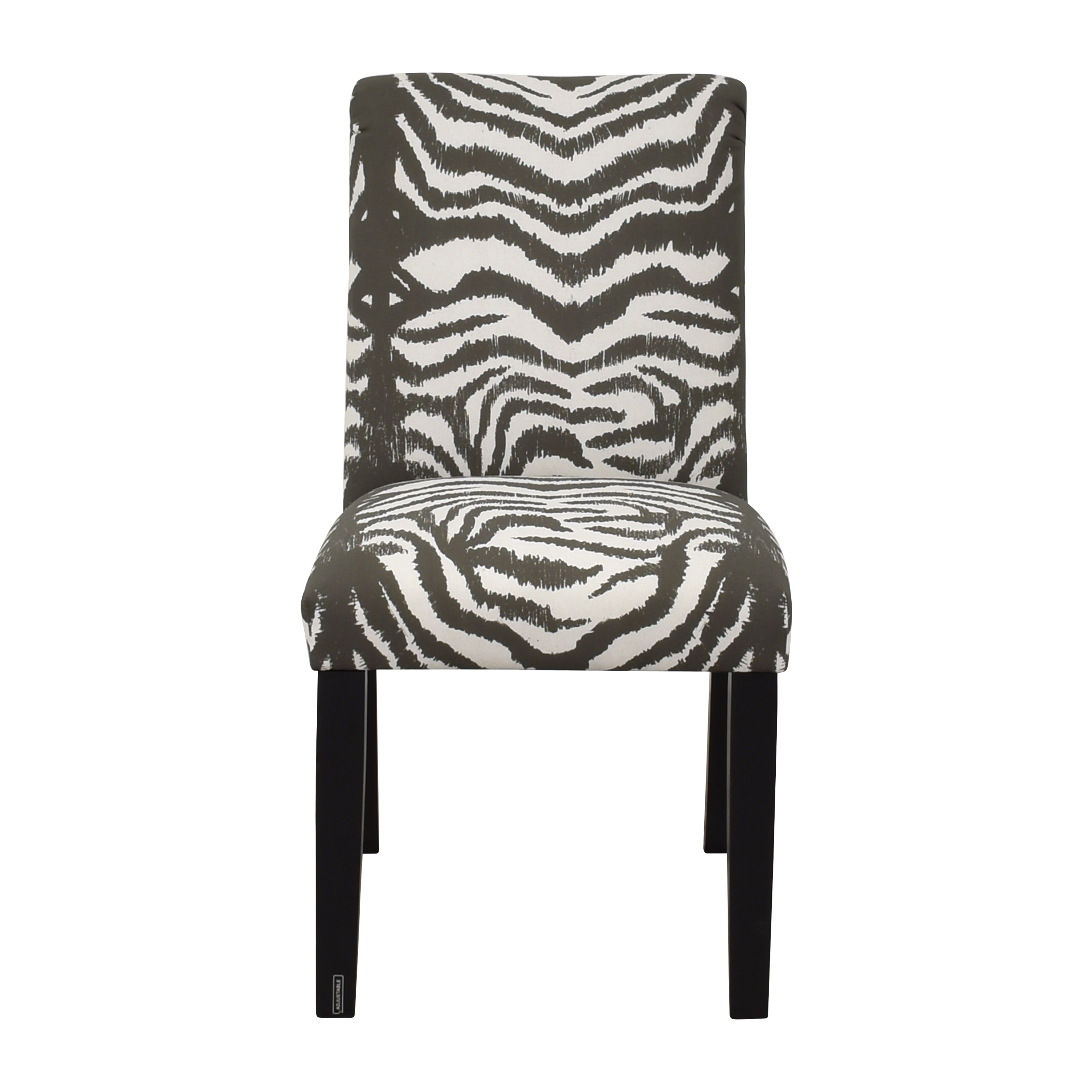 The Inside The Inside Zebra Classic Dining Chair ma