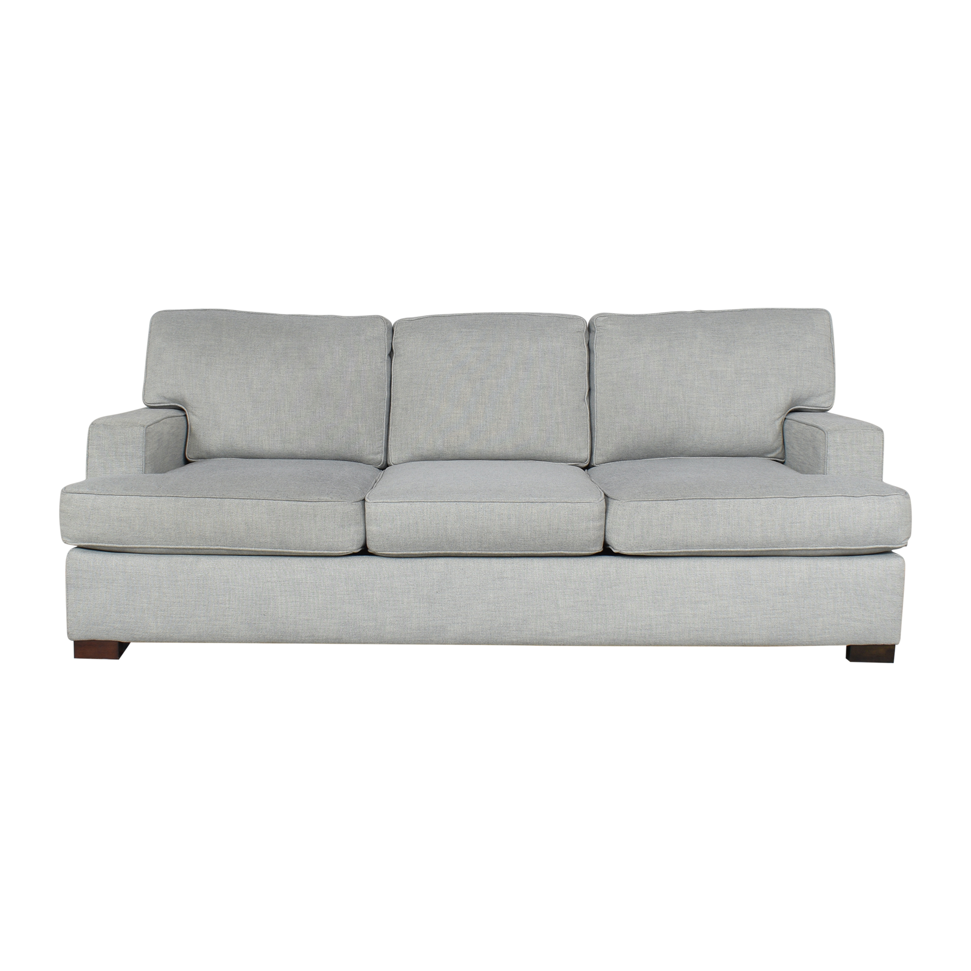 Pottery Barn Pottery Barn Townsend Square Arm Upholstered Sofa for sale