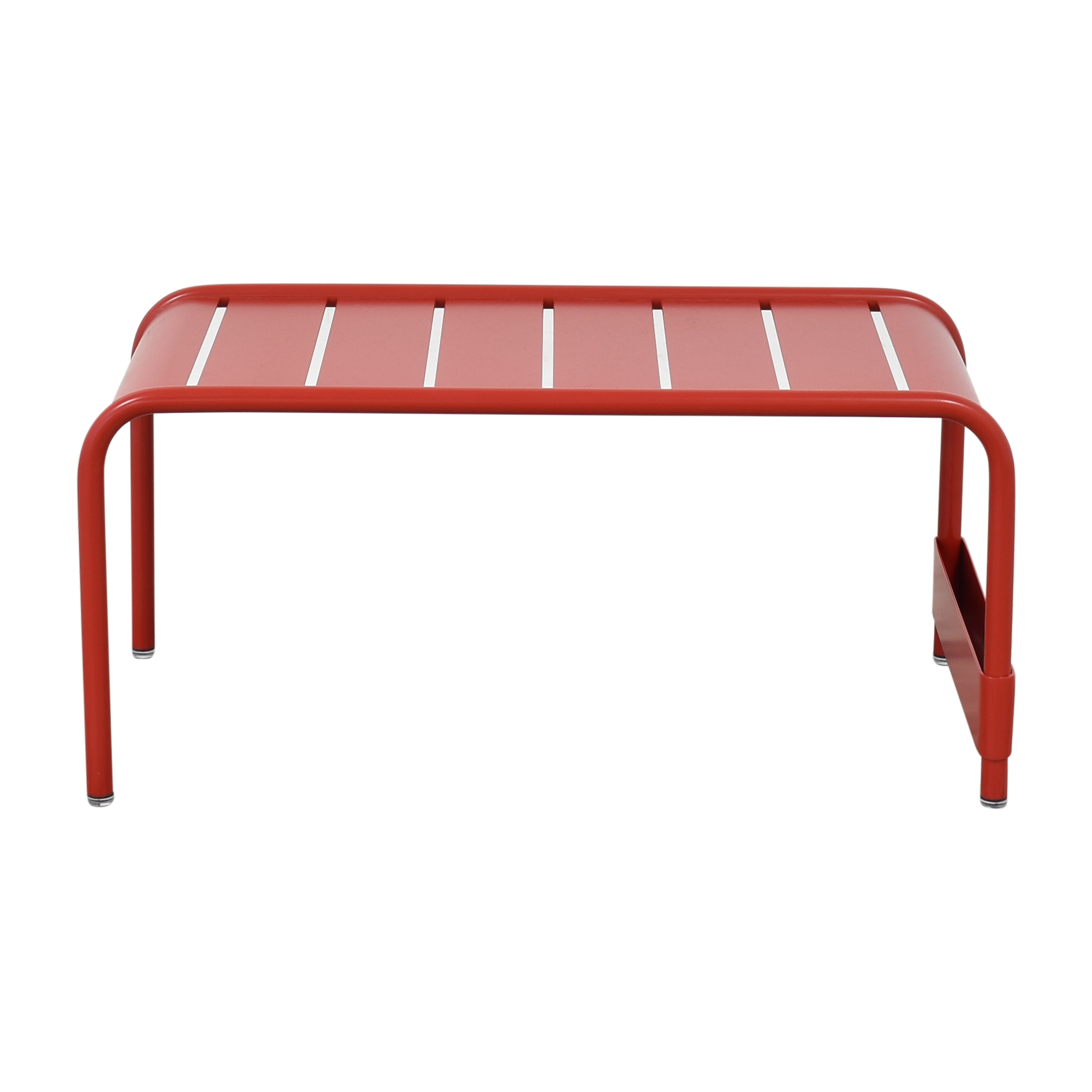 shop Fermob Luxembourg Side Table Bench Fermob
