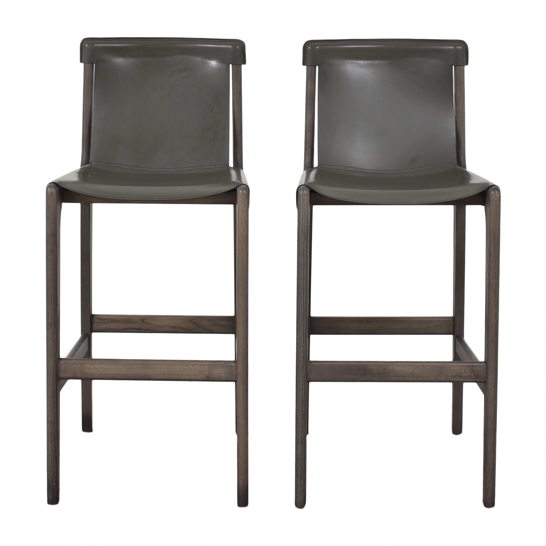 CB2 Burano Sling Bar Stools / Chairs