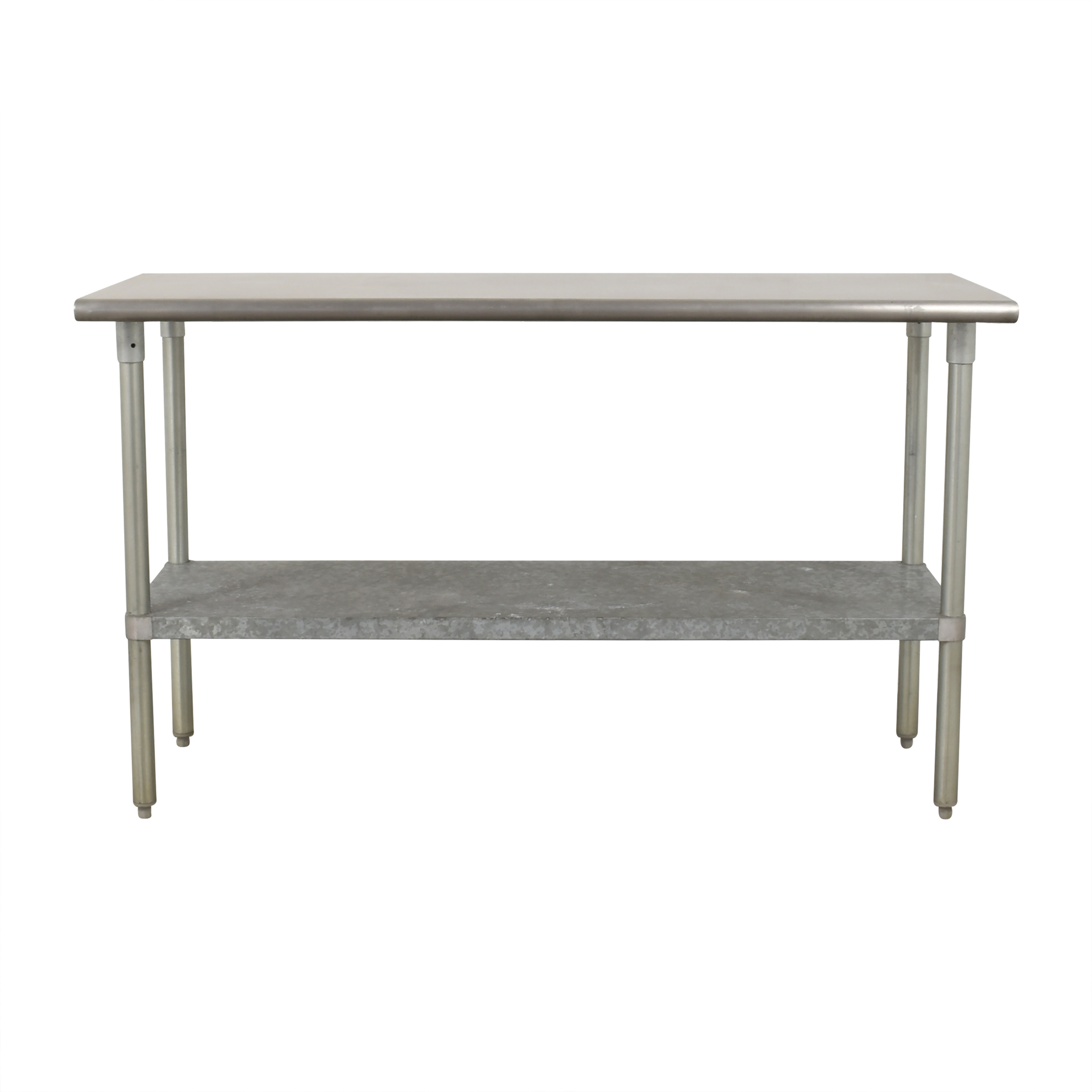 L&J Manufacturing Restaurant Work Table Tables