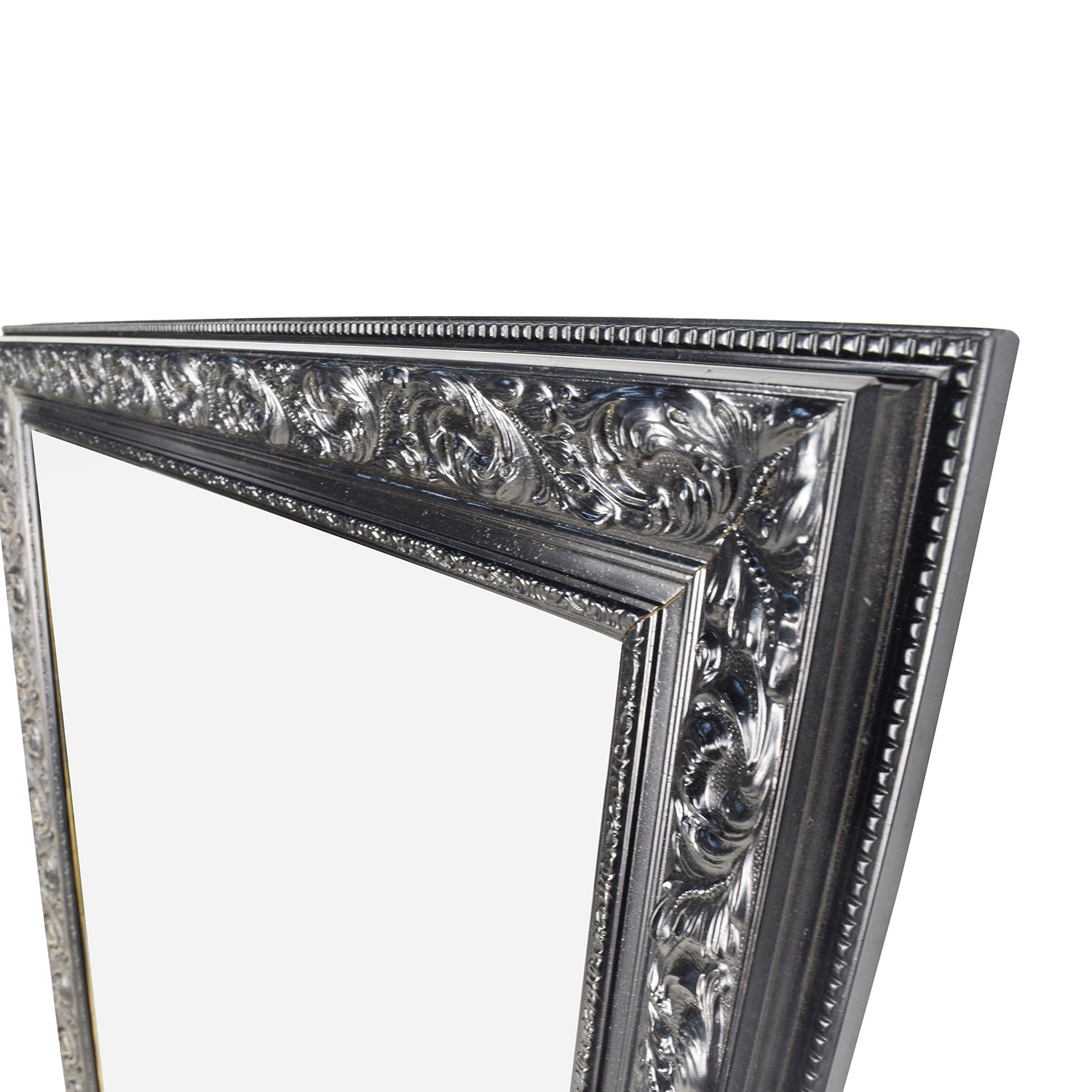 Antique Ornate Frame Mirror