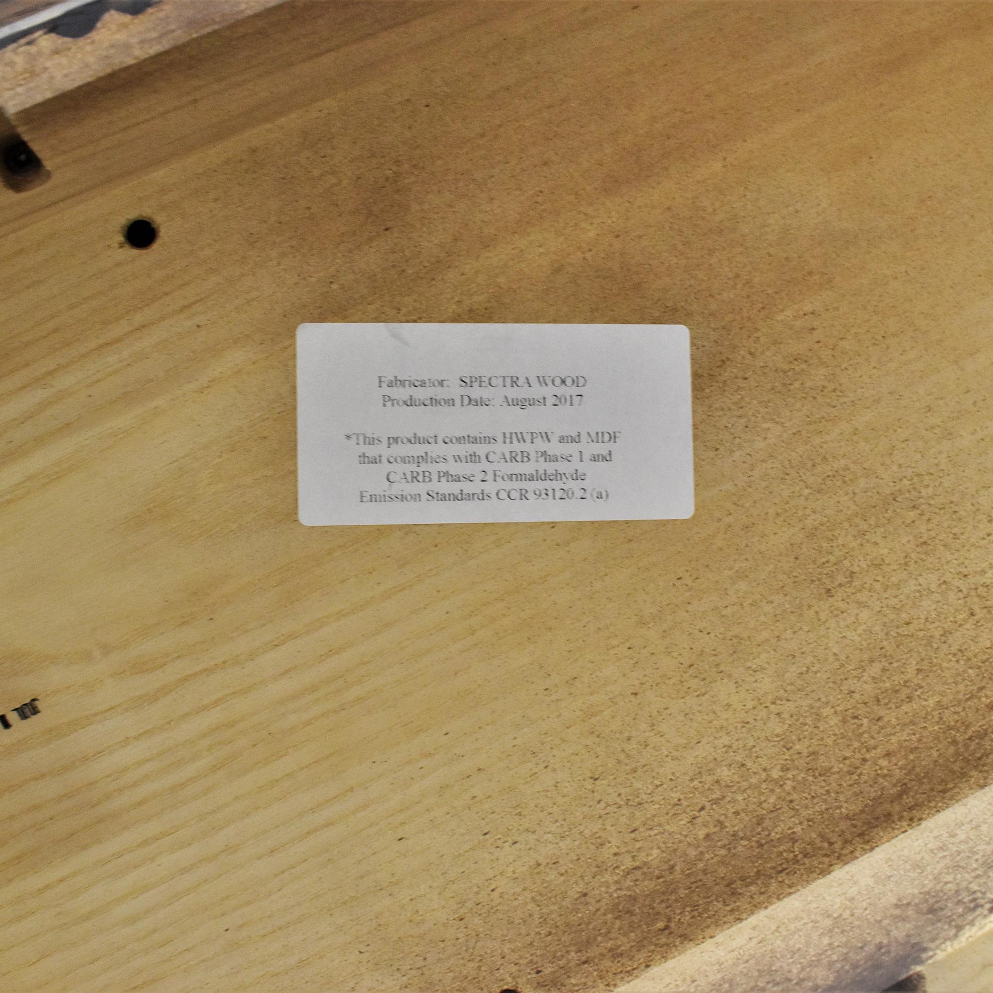 Room & Board Dahl Console Bookcase / Storage