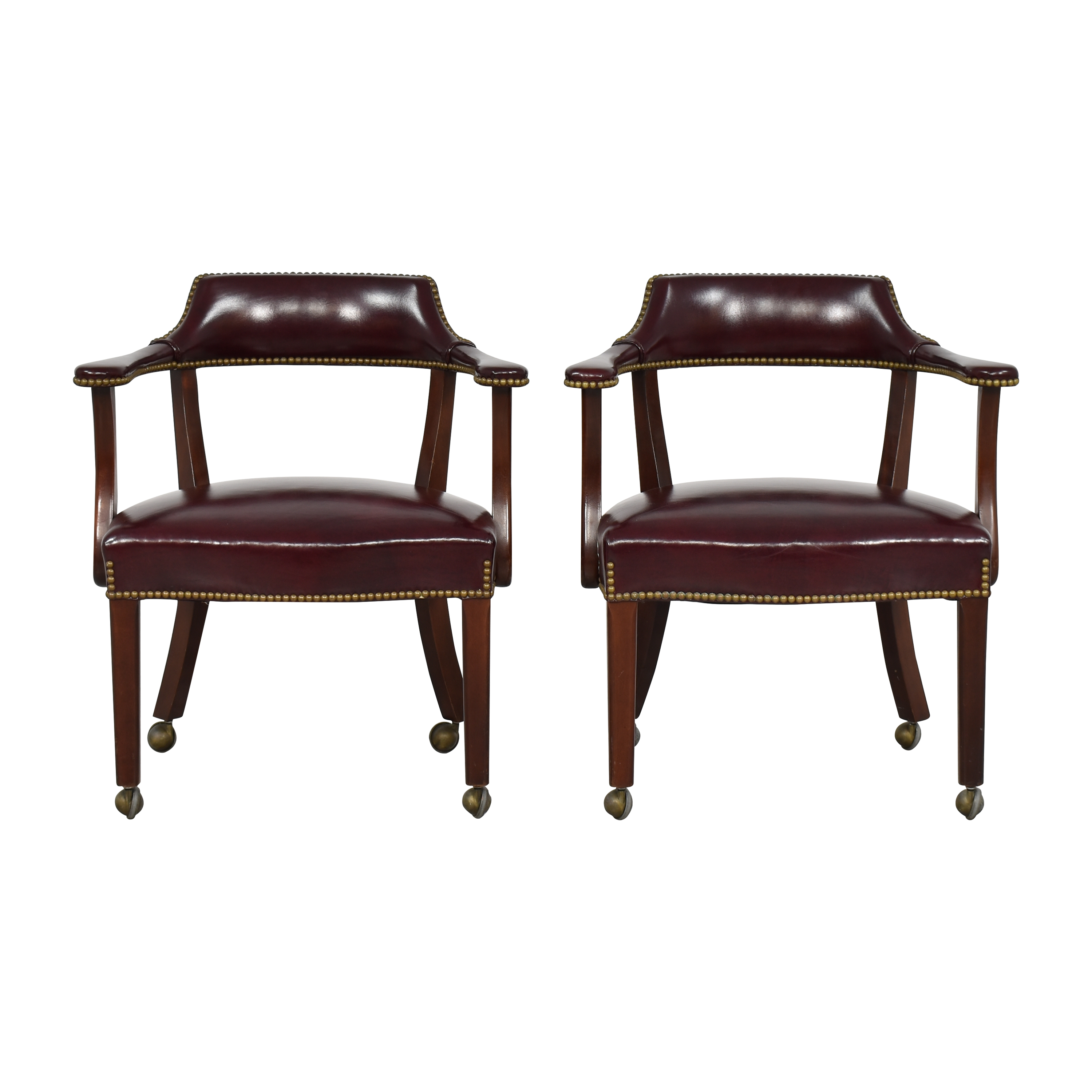 buy Hancock and Moore 1801 Captains Chairs  Hancock and Moore Chairs