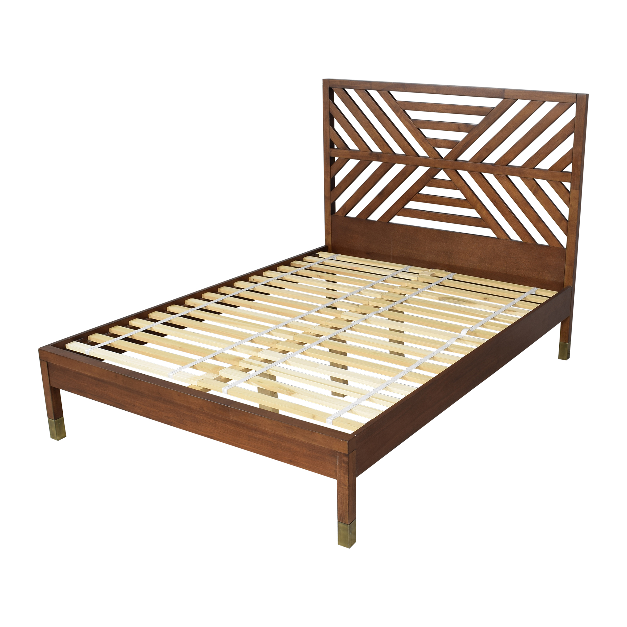 West Elm West Elm Vonnegut/Kraft Queen Bed on sale