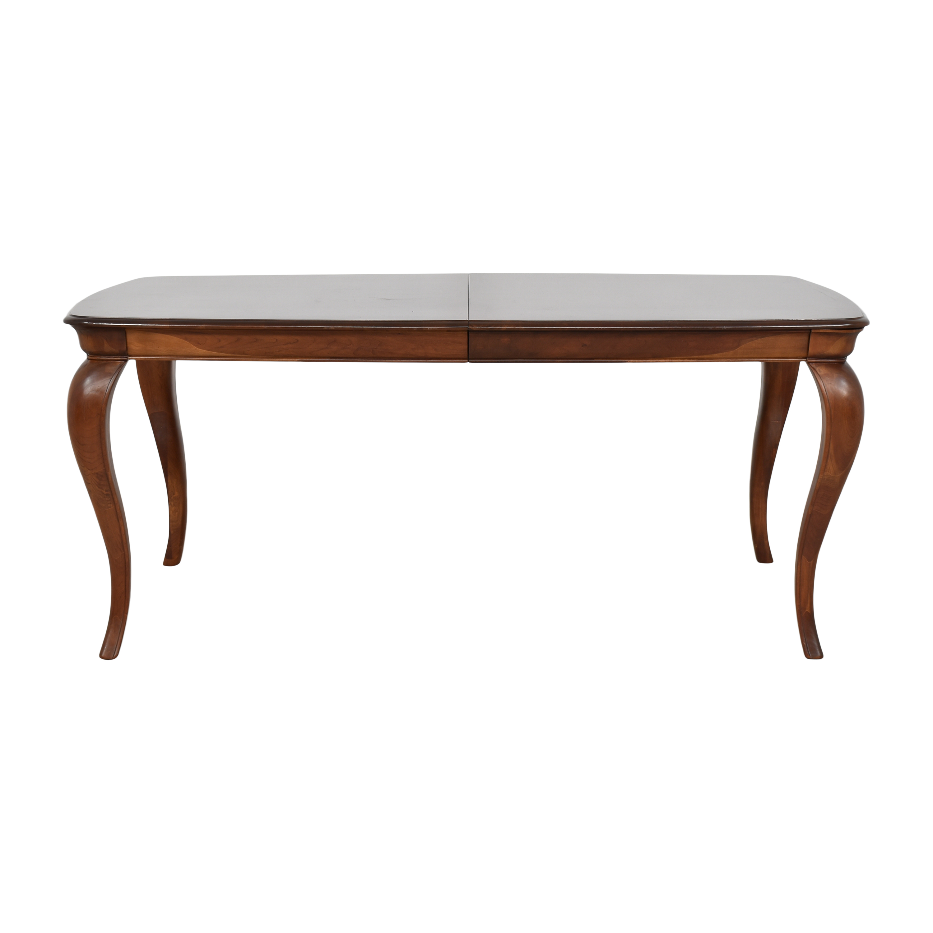 Pennsylvania House Pennsylvania House Queen Anne Extendable Dining Table  used