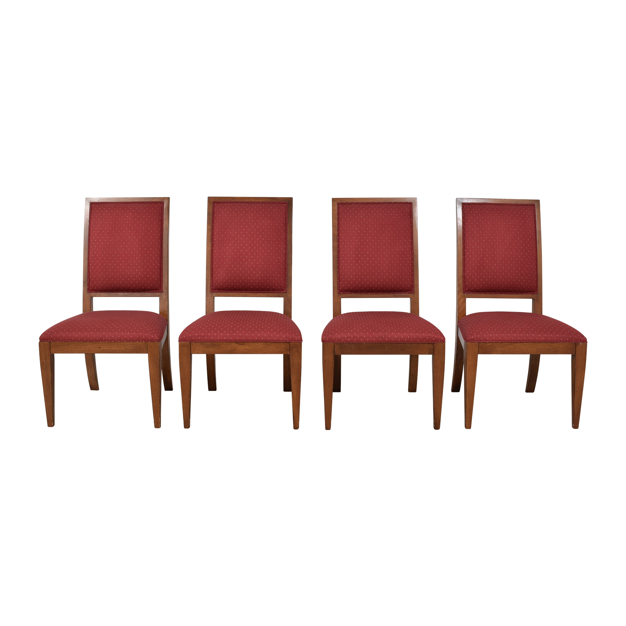 buy Ethan Allen Ethan Allen Upholstered Dining Side Chairs online