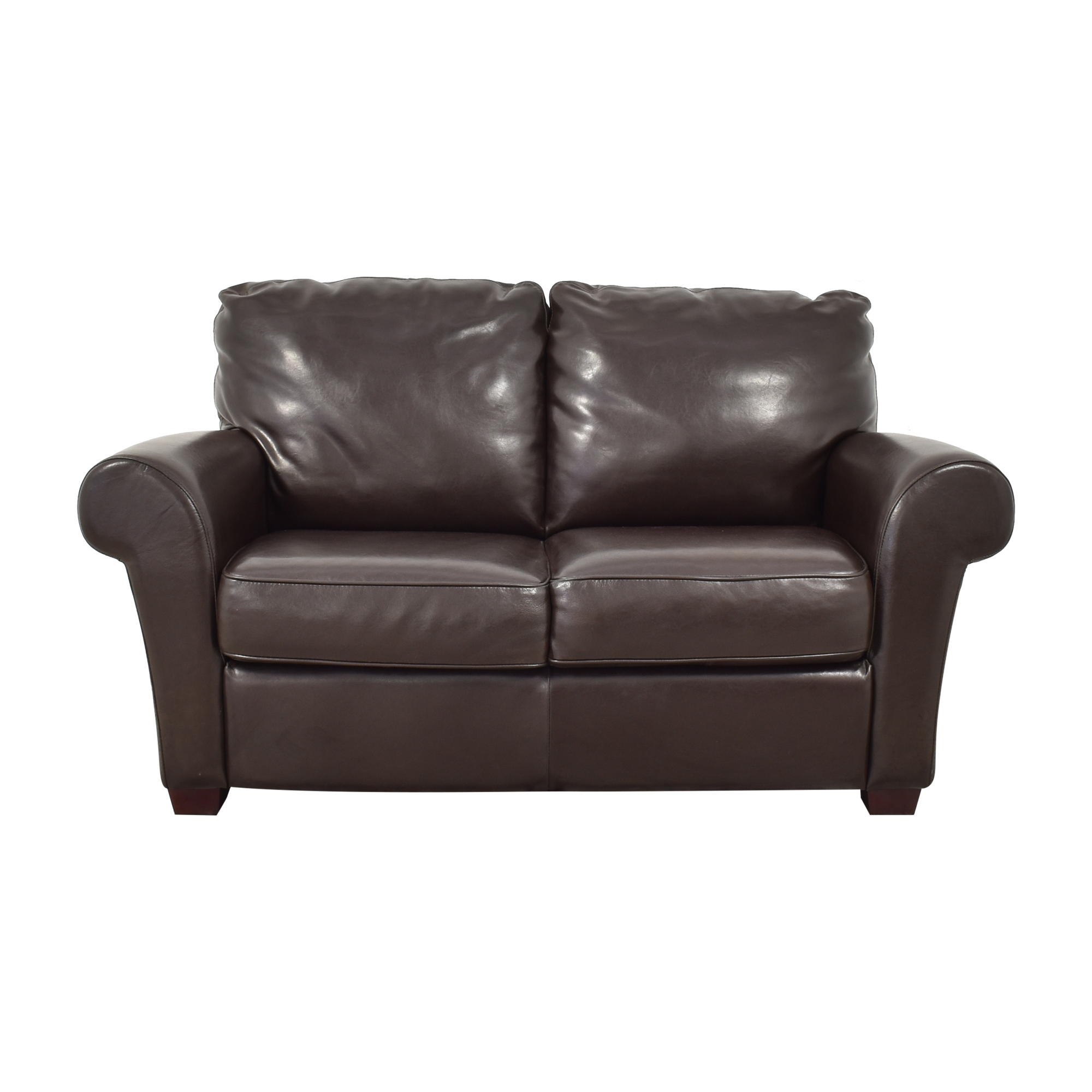Fortunoff Fortunoff Roll Arm Loveseat nyc