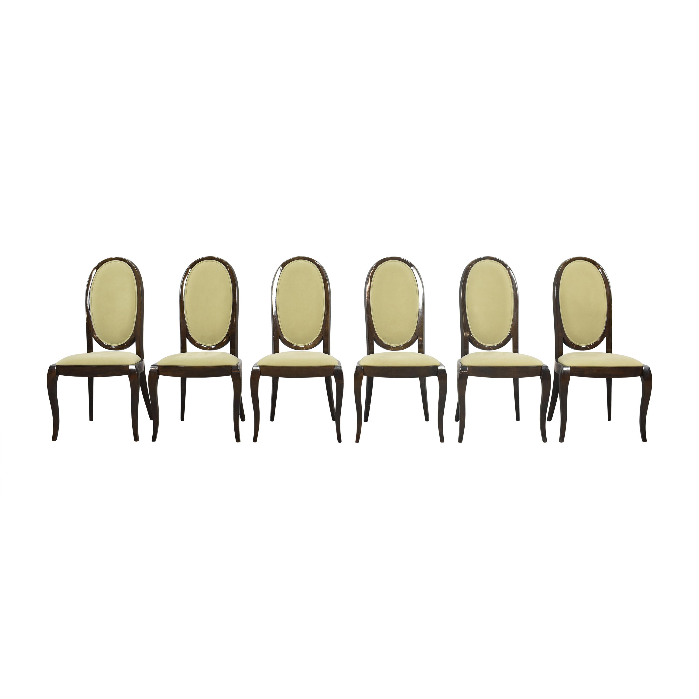 Ello Furniture Pietro Costantini for Ello Furniture Side Dining Chairs