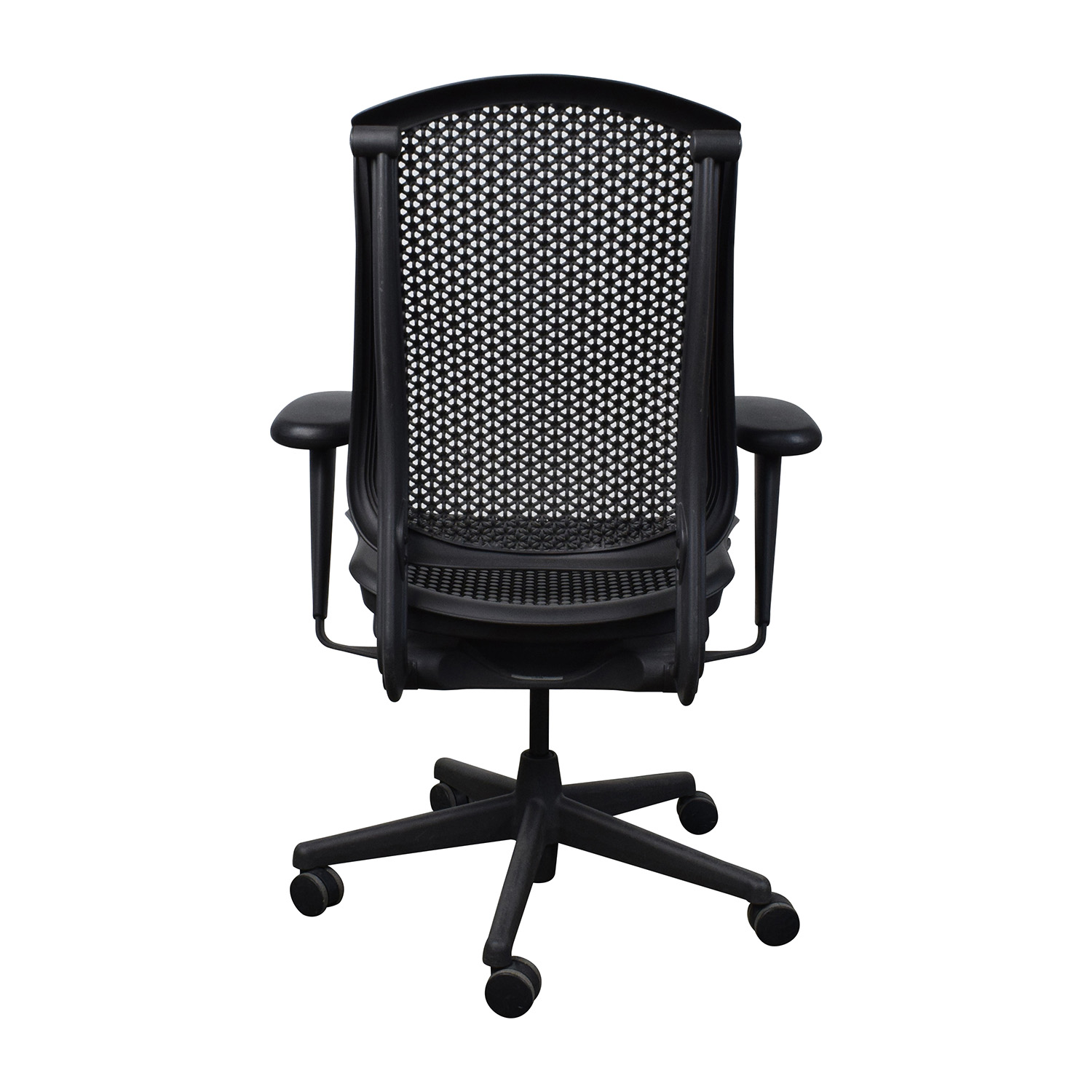 63 off herman miller herman miller celle office chair chairs. Black Bedroom Furniture Sets. Home Design Ideas