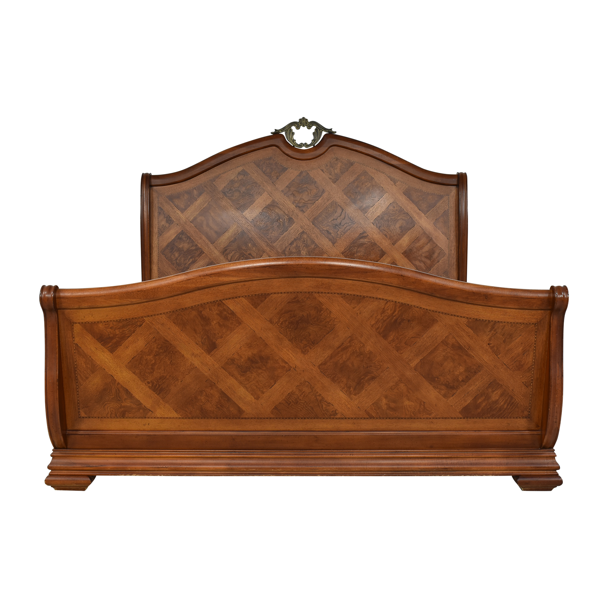 buy Thomasville King Sleigh Bed Thomasville Beds