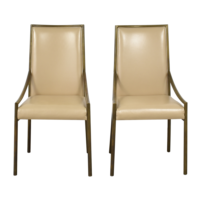 Empiric Empiric High Back Dining Chairs dimensions