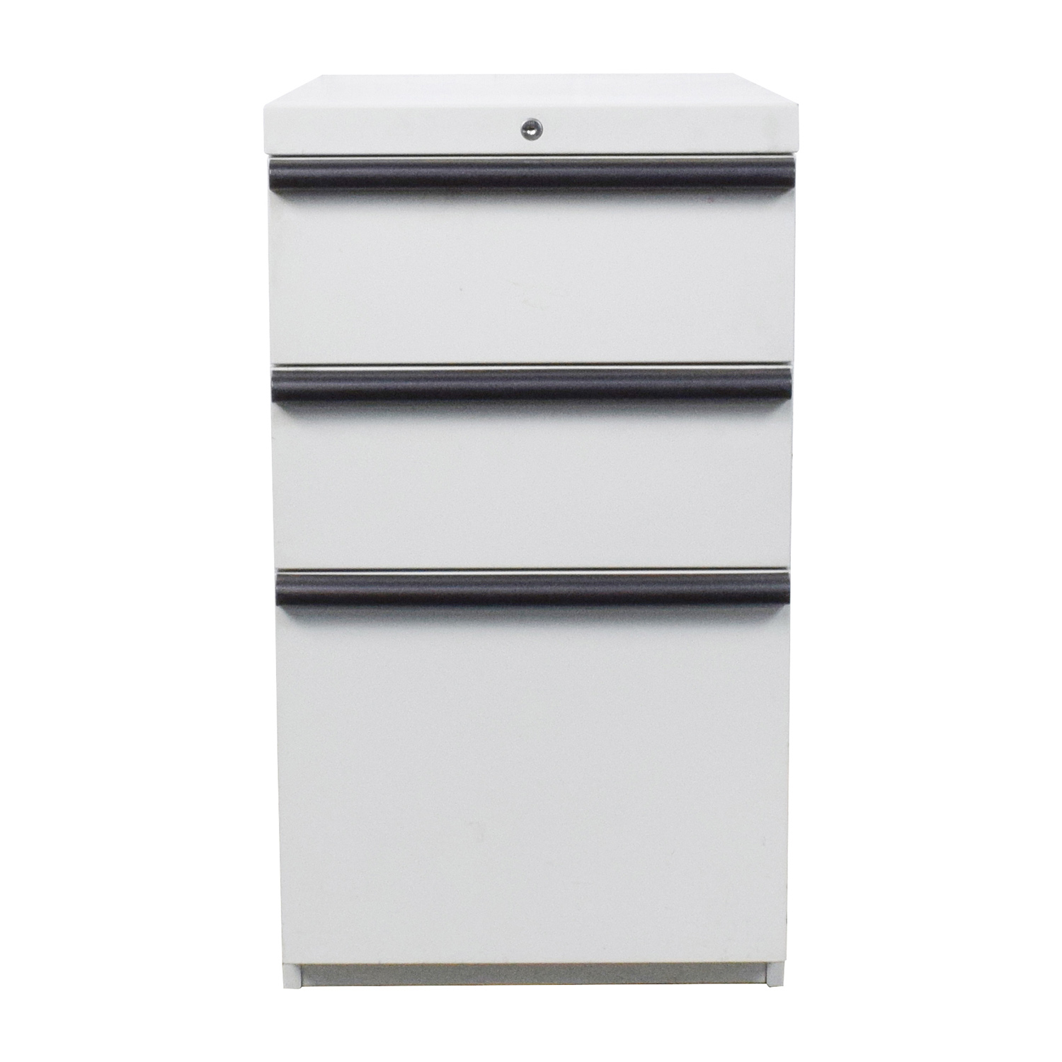 White File Cabinet / Filing & Bins