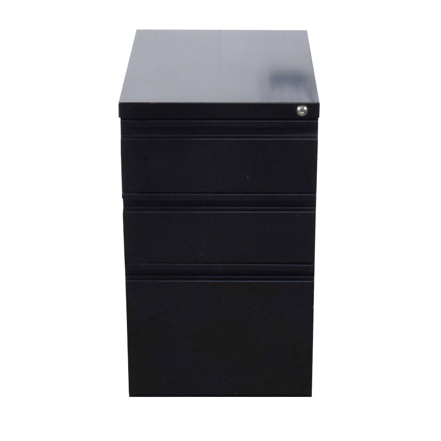 shop Black File Cabinet  Filing & Bins