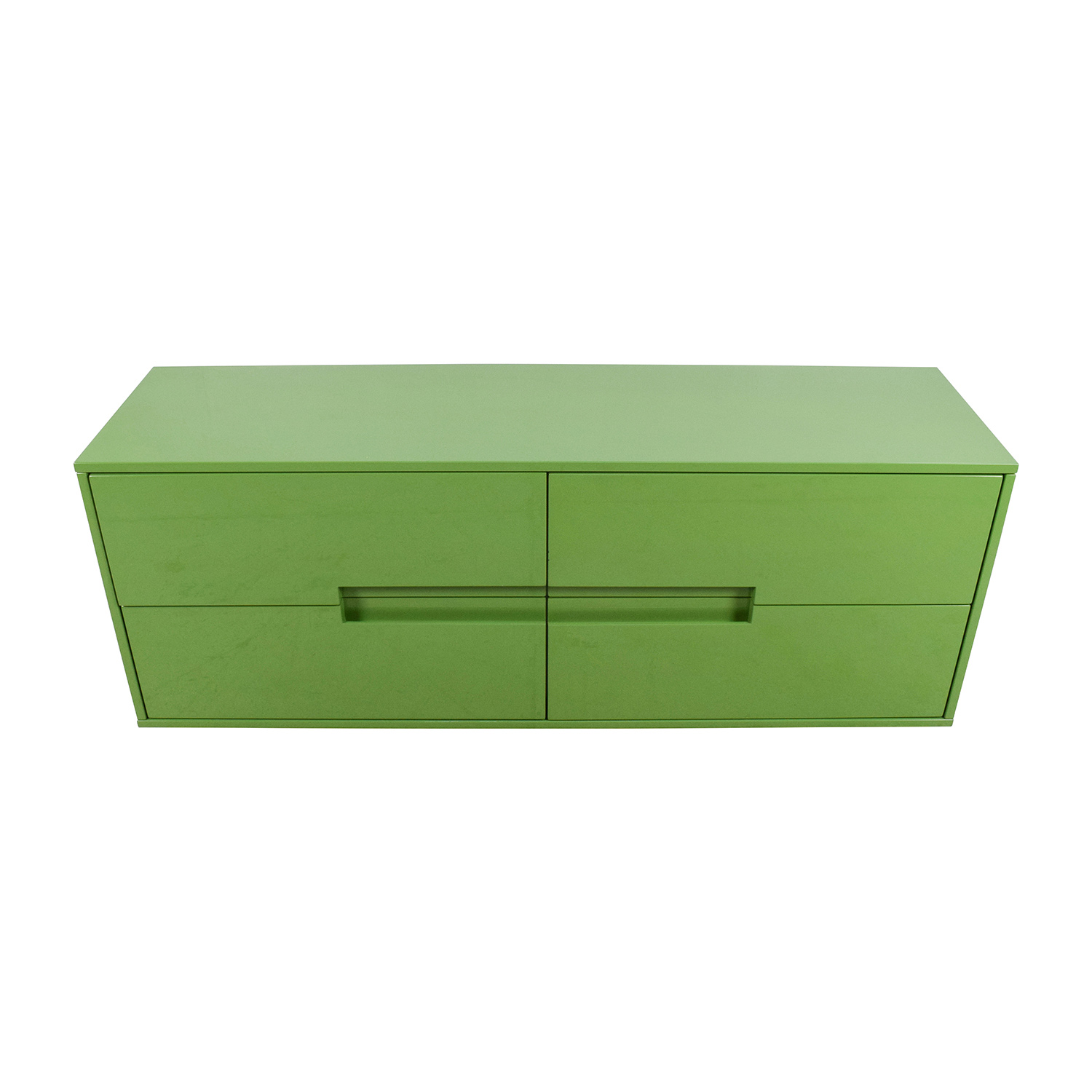CB2 CB2 Latitude Low Dresser 4 Drawer / Storage