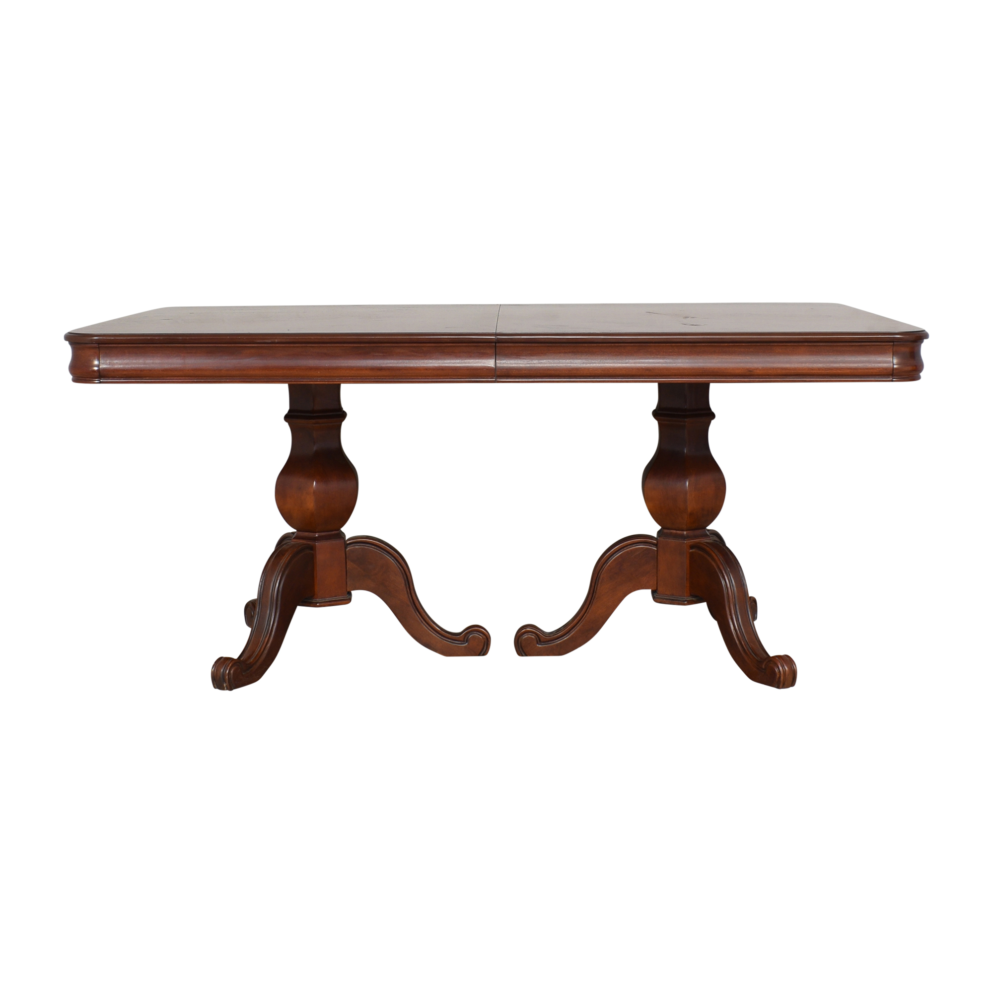 Raymour & Flanigan Raymour & Flanigan Extendable Dining Table Dinner Tables