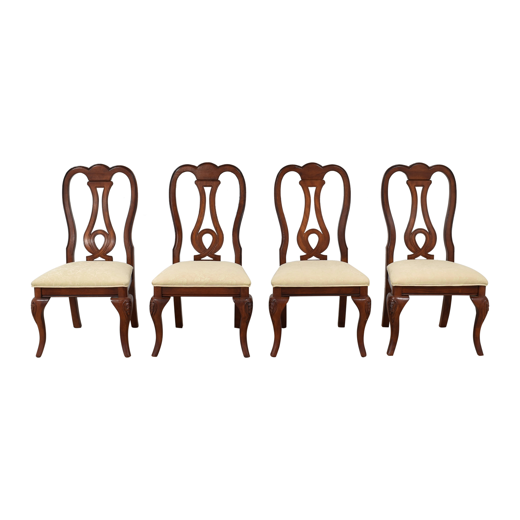 Legacy Classic Furniture Legacy Classic Queen Anne Dining Side Chairs on sale