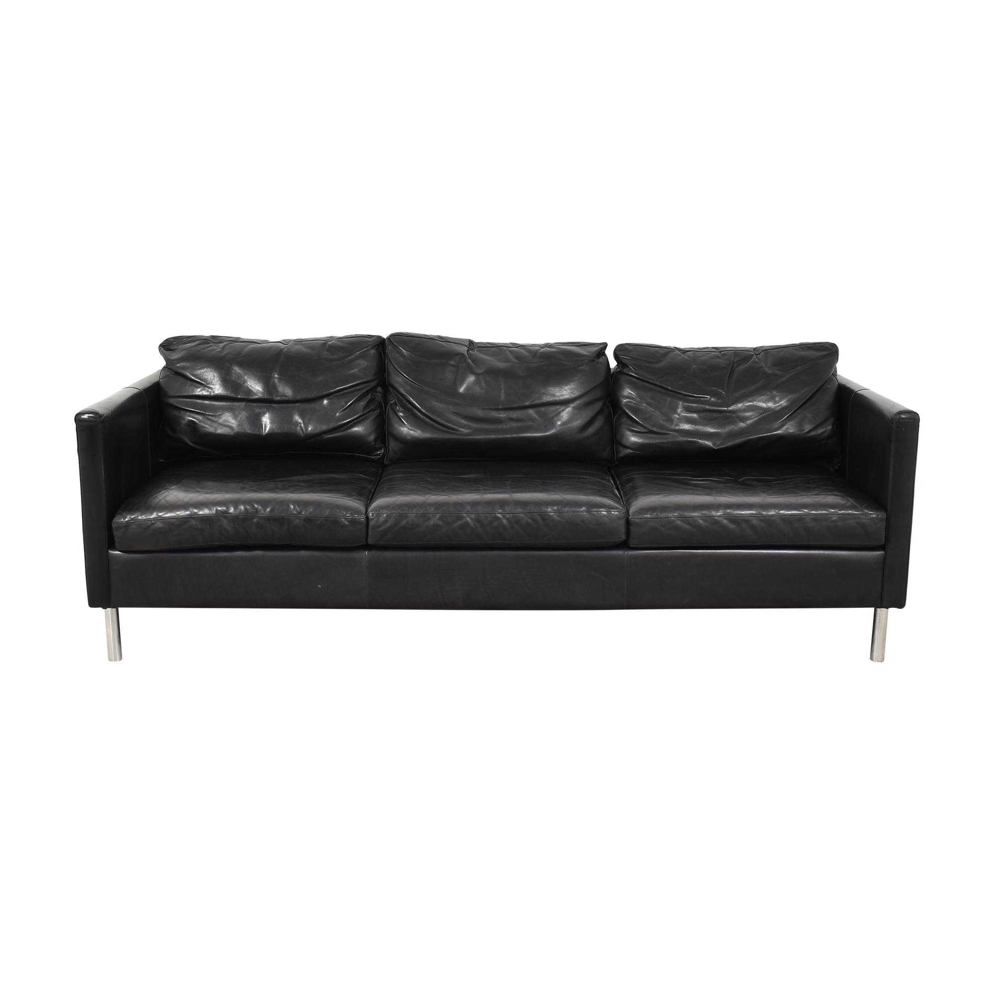 Room & Board Room & Board Mid-Century Three-Cushion Sofa nj