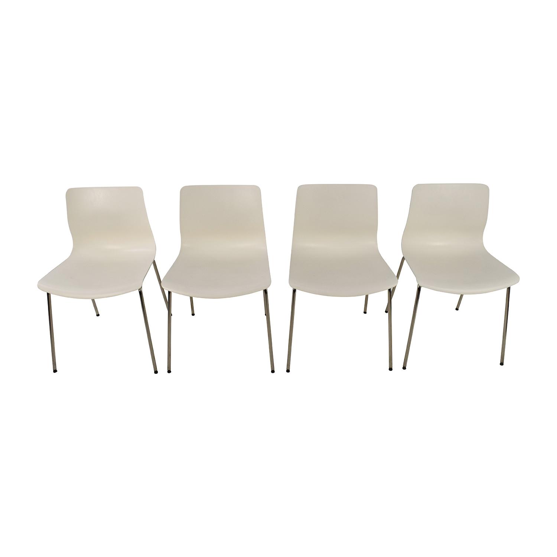 buy IKEA IKEA Erlund White Chairs online