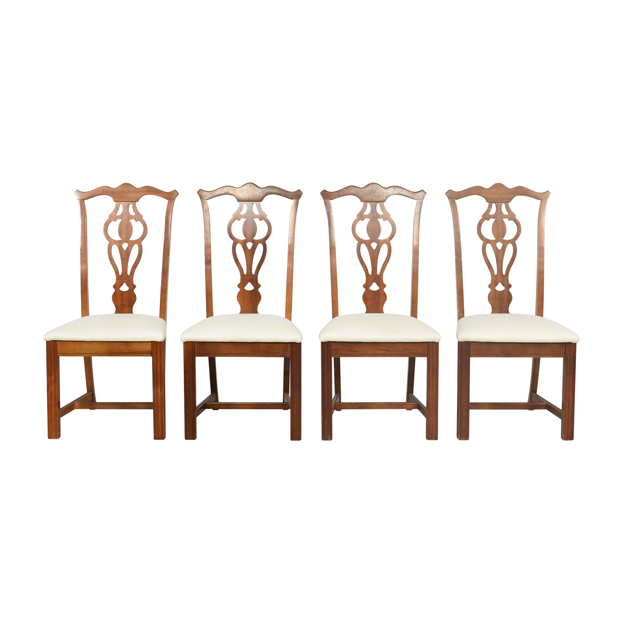 Chippendale-Style Dining Side Chairs on sale