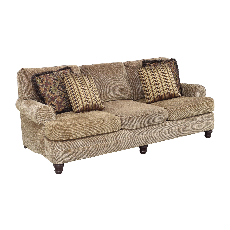 buy Bernhardt Three Cushion Sofa Bernhardt Sofas