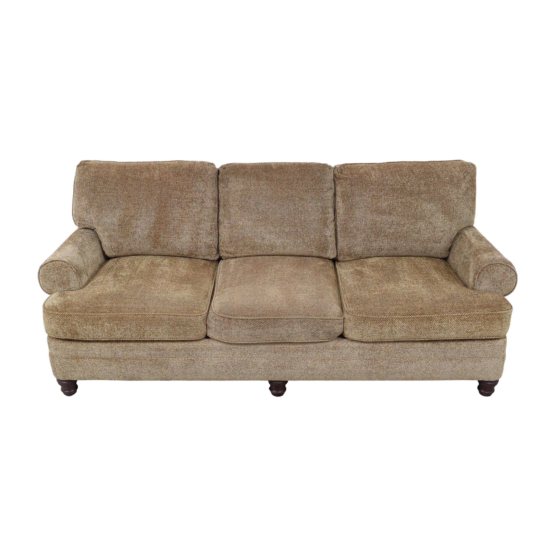 Bernhardt Bernhardt Three Cushion Sofa discount