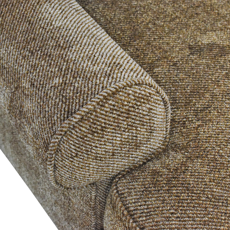 Bernhardt Bernhardt Three Cushion Sofa ct