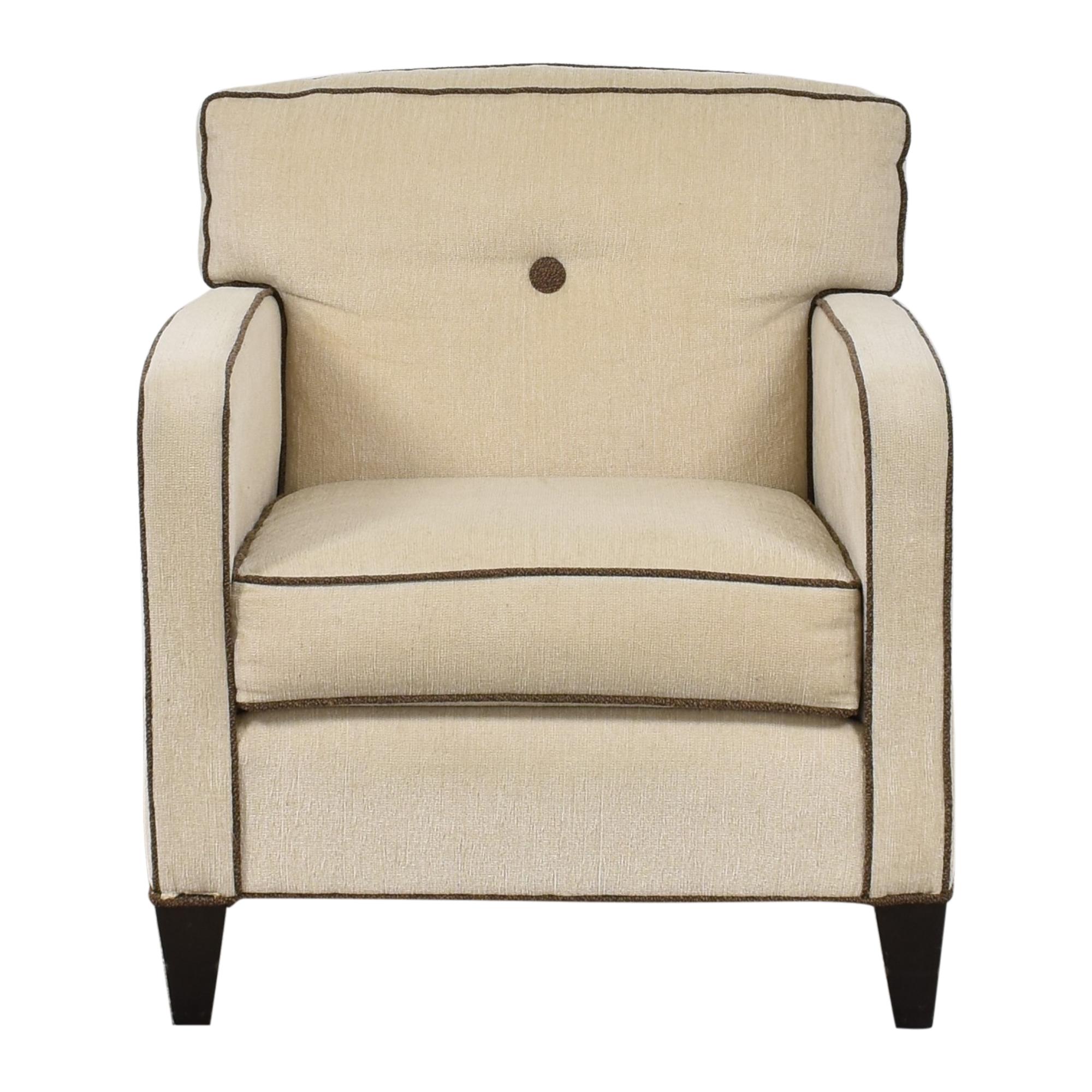 shop Ethan Allen Ethan Allen Modern Accent Chair online