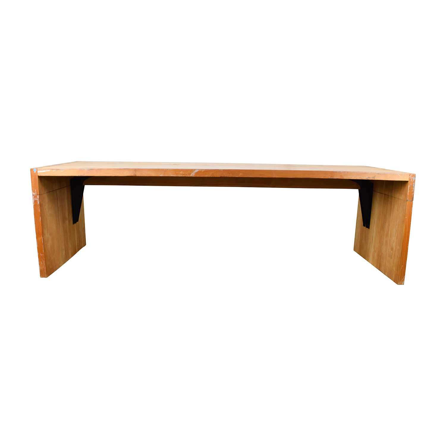 buy Custom Made Teak Wood Long Table Tables