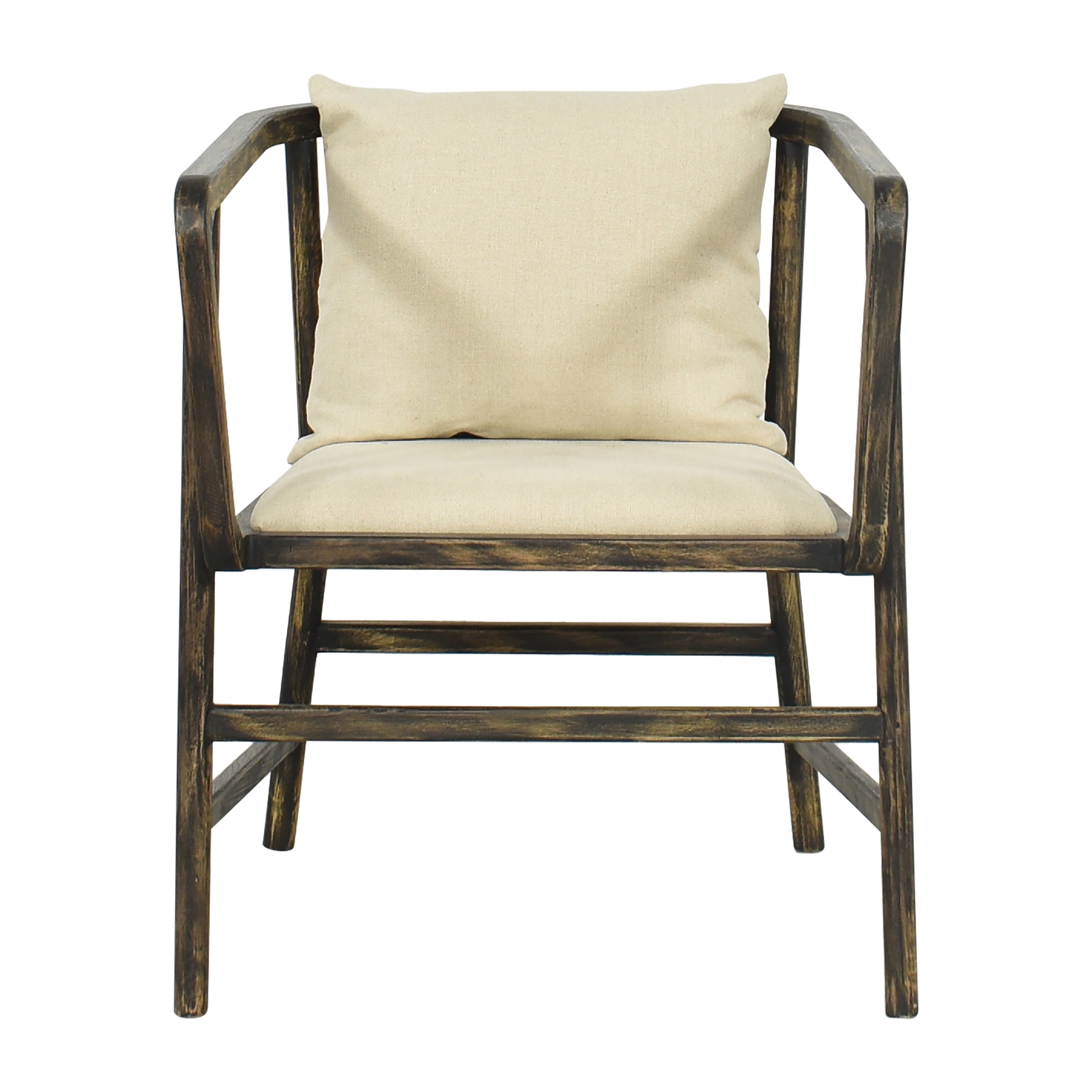 Four Hands Four Hands Frasier Lounge Chair dimensions