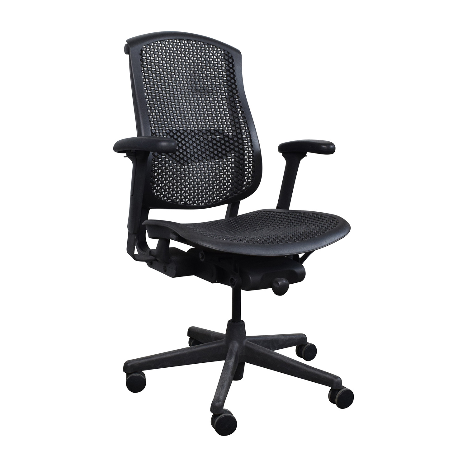 68 Off Herman Miller Herman Miller Celle Chair Chairs