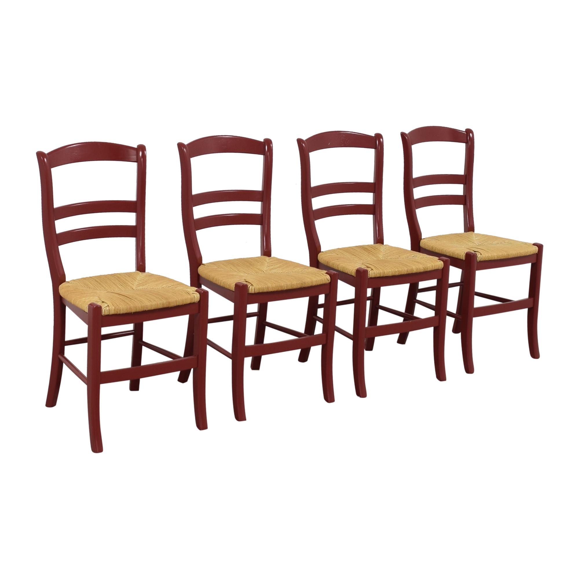 Pottery Barn Pottery Barn Isabella Dining Chairs nj