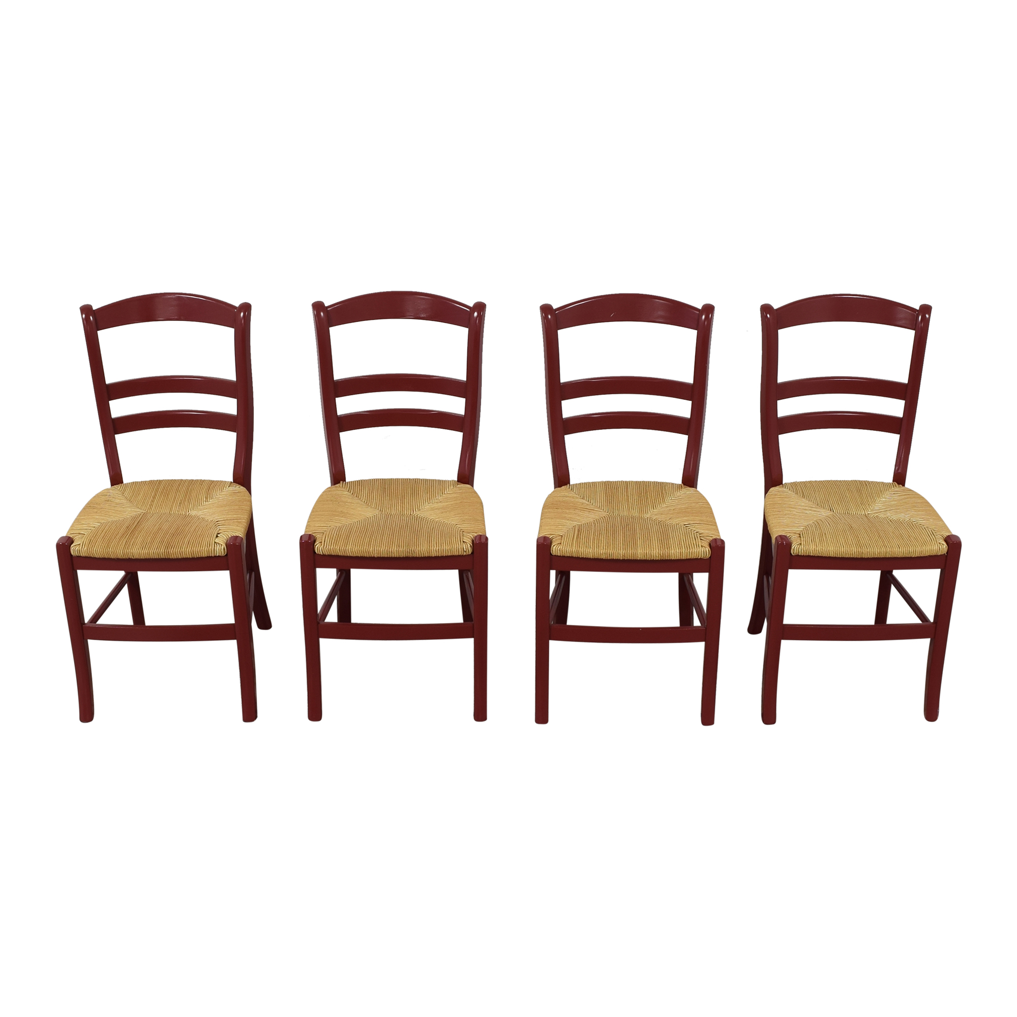 Pottery Barn Pottery Barn Isabella Dining Chairs ma